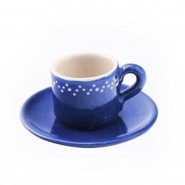 Desserteller blau 20 cm