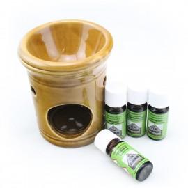 Eine große Auswahl an Ölen finden Sie unter Aromatherapie Öle und Parfümöle