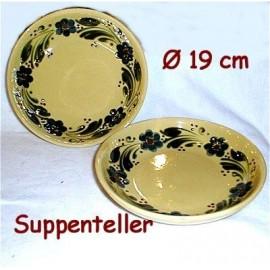 Suppenteller 19 cm